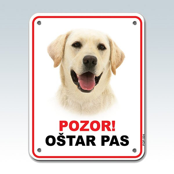 Pločice oštar pas